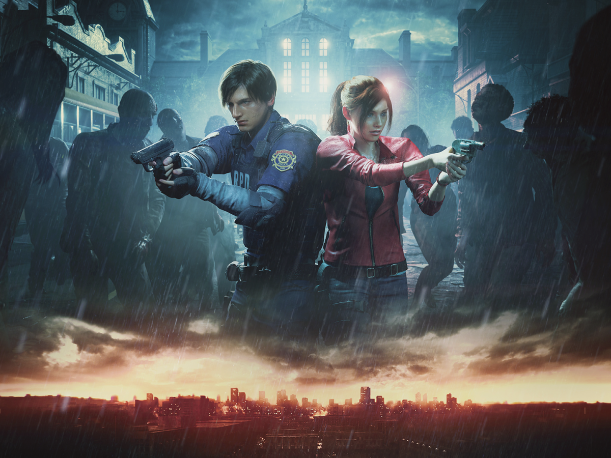 Resident Evil 2 - biohazard Re2 - 1-shot Demo - Artwork
