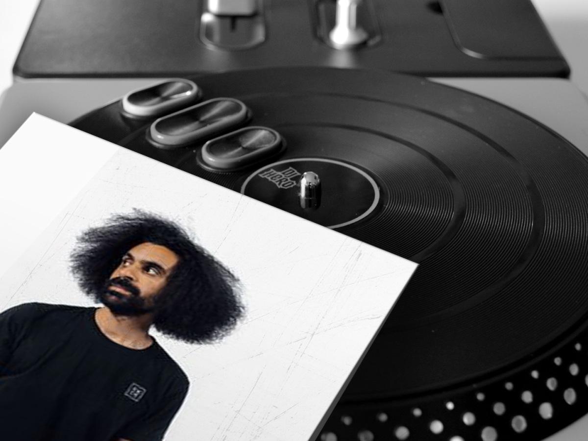 Foto: rush'B'fast, Plattencover: LDBK/mixcloud