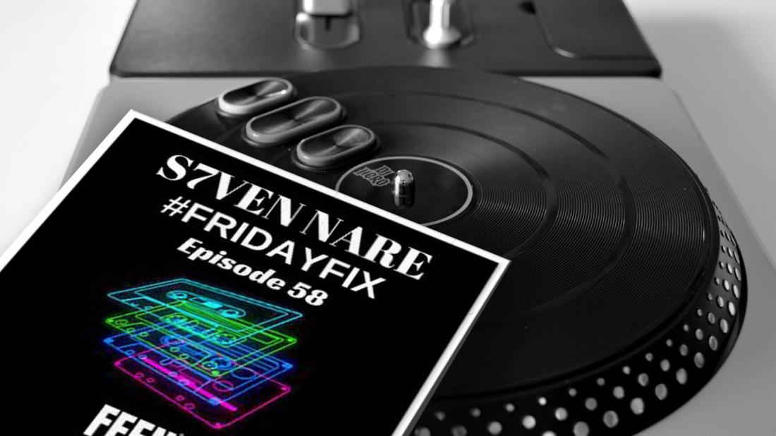 Foto: rush'B'fast, Plattencover: FeenTheMusic/mixcloud