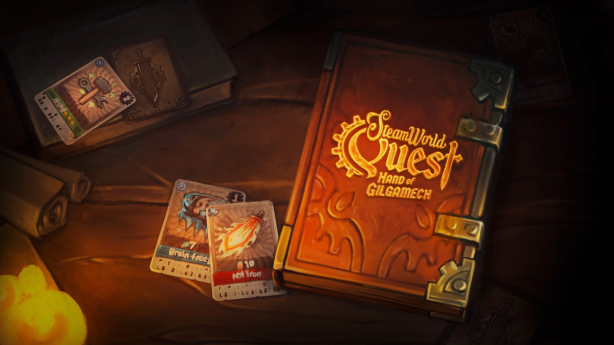 Quelle: imageform.se - SteamWorld Quest - Artwork
