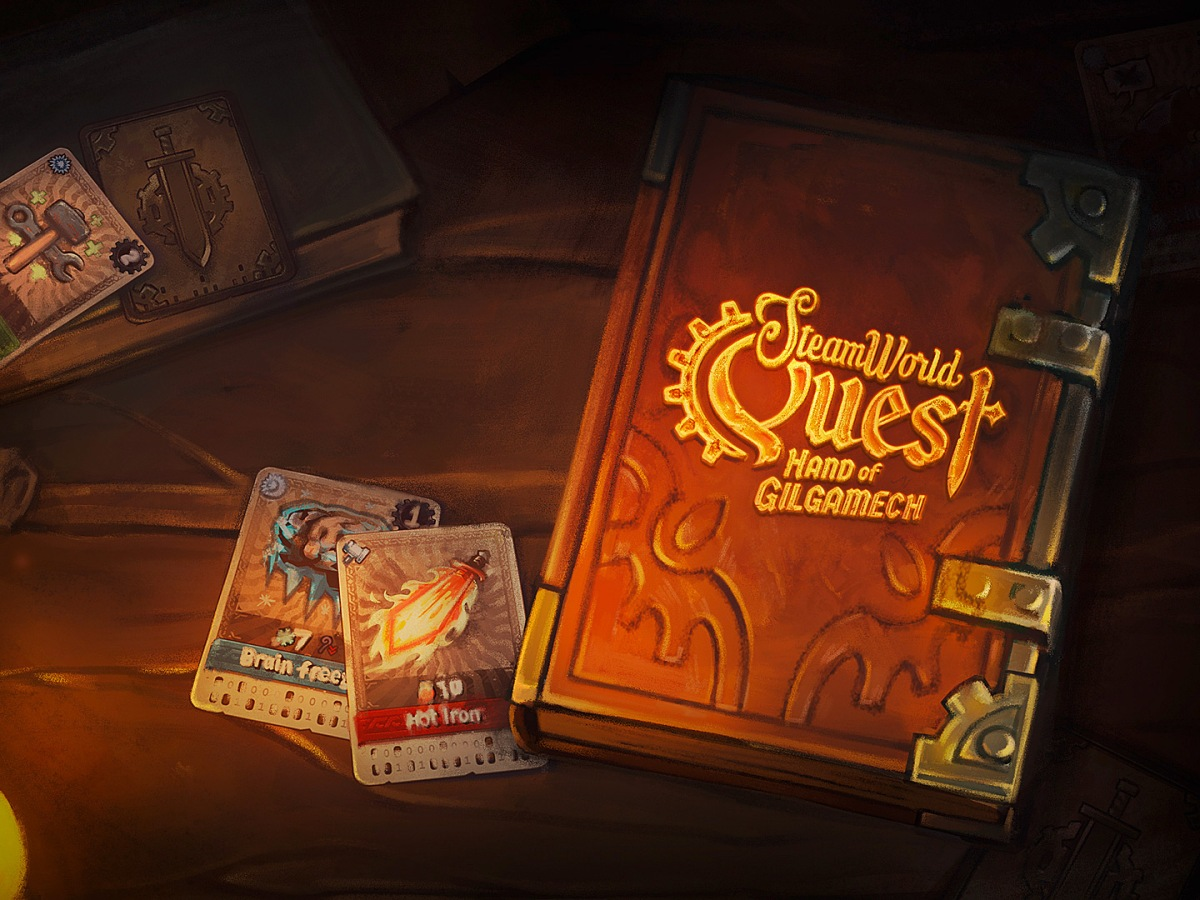 Quelle: imageform.se - SteamWorld Quest - Artwork