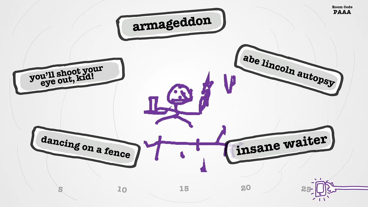 Quelle: jackboxgames.com - The Jackbox PARTY PACK - Raterunde 1