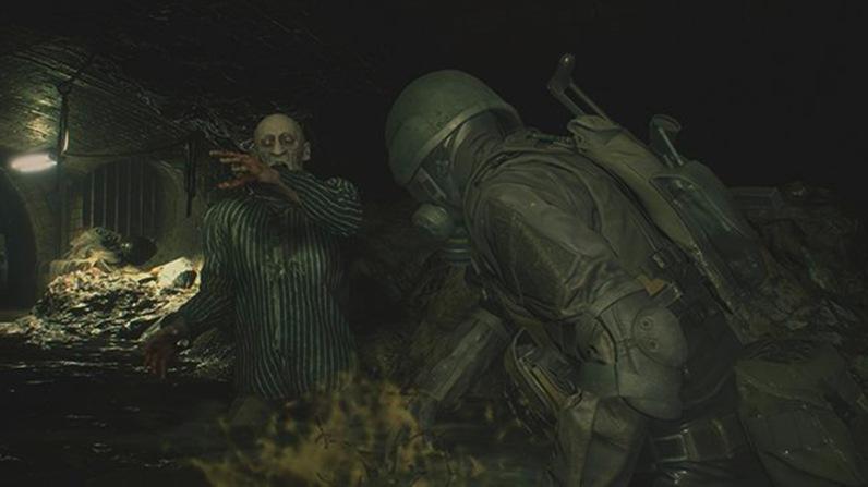 Quelle: Capcom - Resident Evil 2 - The 4th Survivor