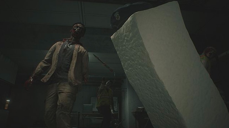 Quelle: Capcom - Resident Evil 2 - The Tofu Survivor
