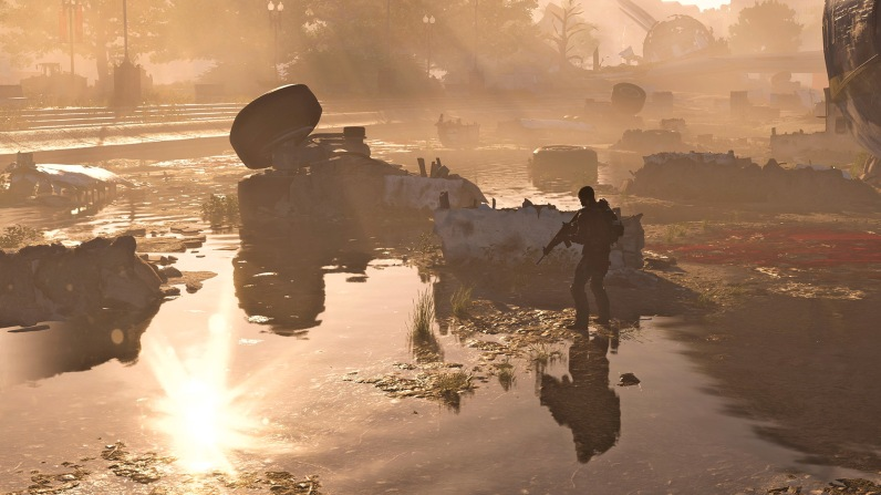 Quelle: Ubisoft - Tom Clancy's The Division 2 - Flugzeug Absturzstelle