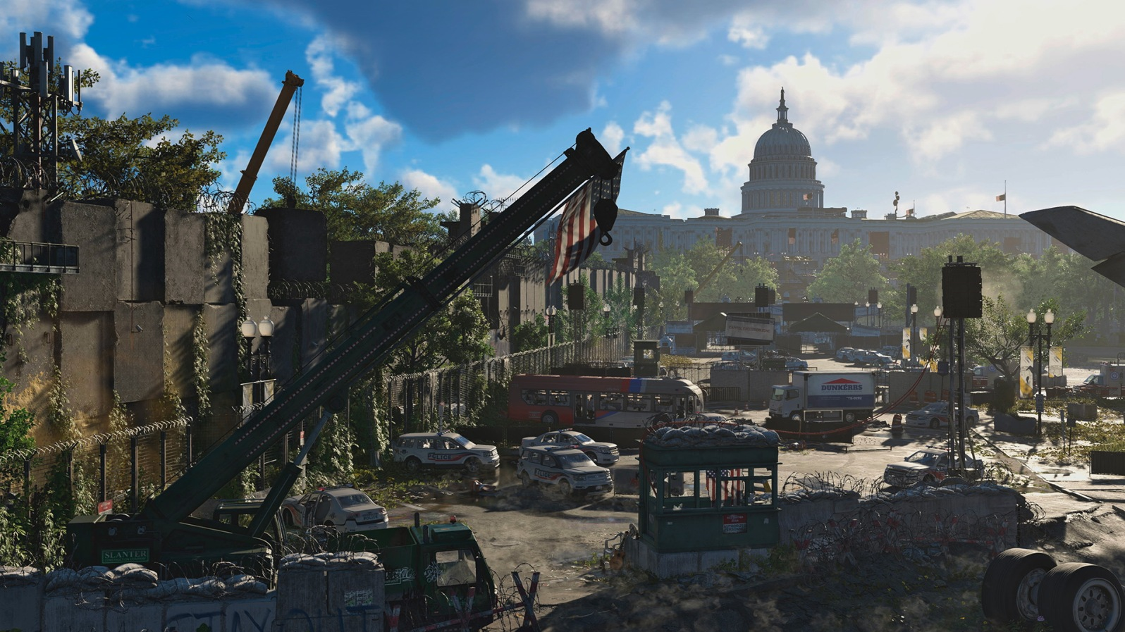 Quelle: Ubisoft - Tom Clancy's The Division 2 - Das neue Kriesengebiet ist Washington, D.C.