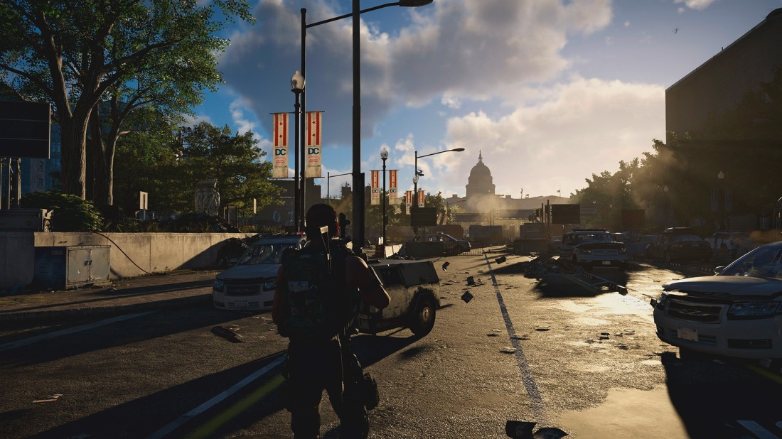 Quelle: Ubisoft - Tom Clancy's The Division 2 - Washington DC