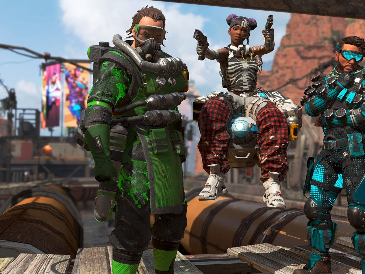 Quelle: Electronic Arts - Apex Legends