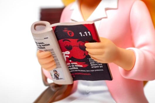 Quelle: doublefools.blogspot.com - SUPER RUN Figur - Cover