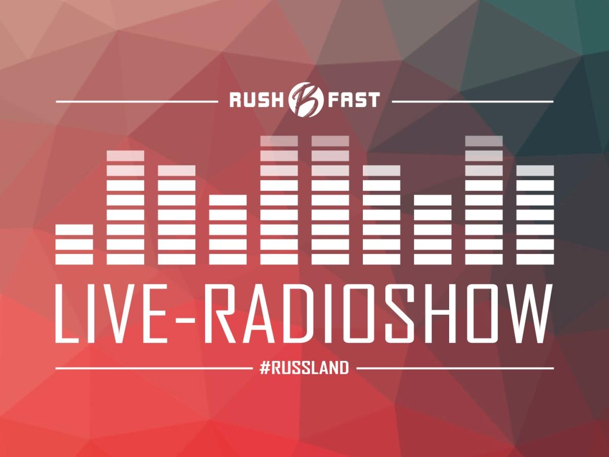 rush'B'fast - Gamers Lifestyle - Radioshow bei ZuSa - 02/03/2019