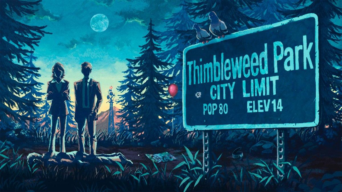 Quelle: thimbleweedpark.com - Artwork