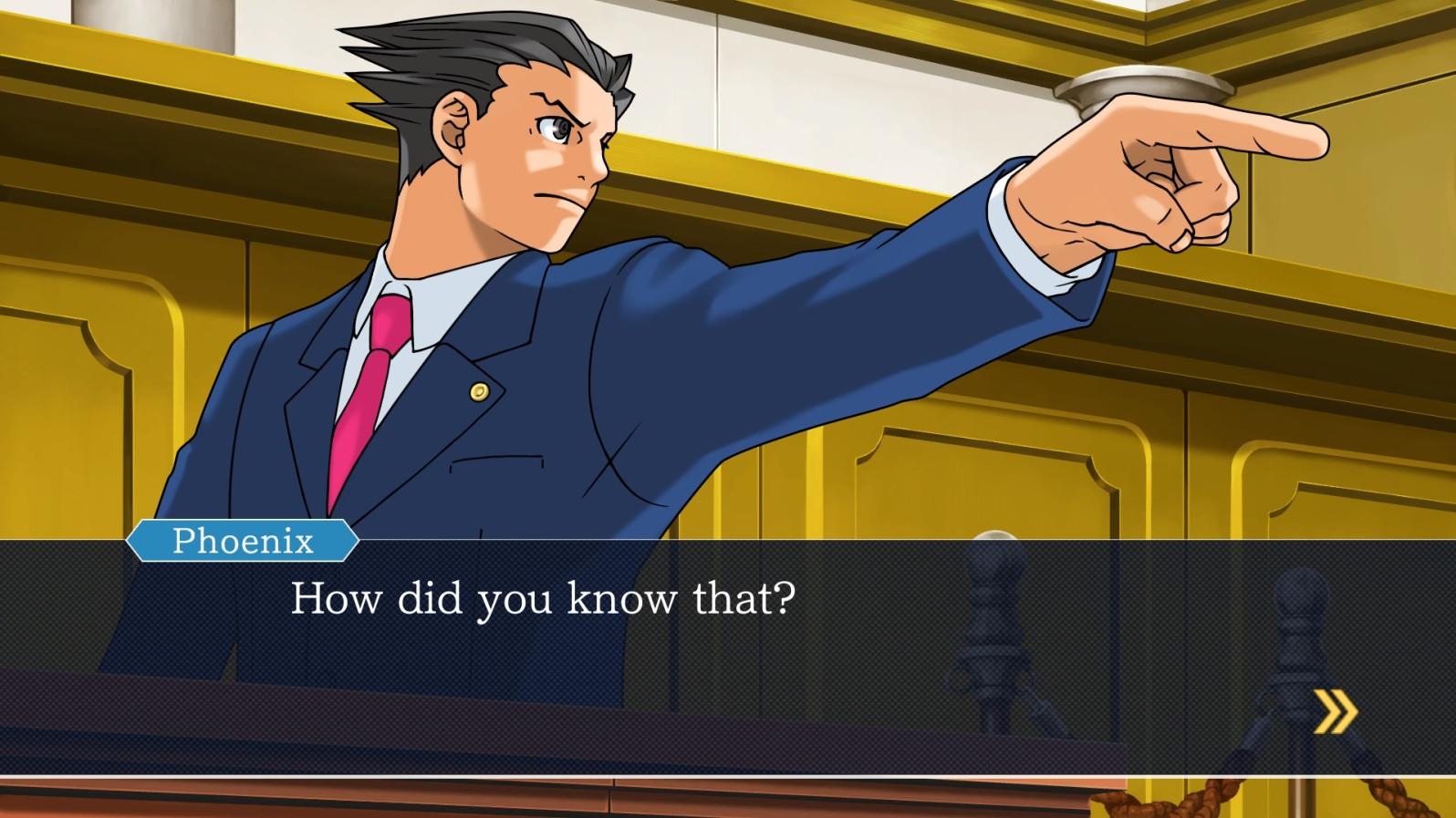 Quelle: capcom-germany.de - Phoenix Wright: Ace Attorney Trilogy