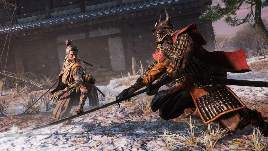 Quelle: Activision - Sekiro: Shadows Die Twice - Duell