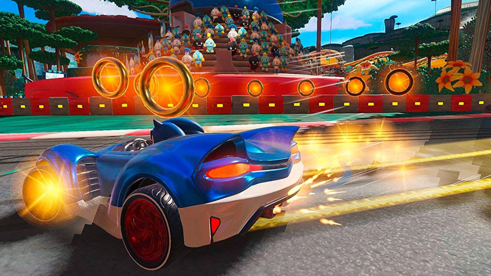 Quelle: Amazon - Team Sonic Racing