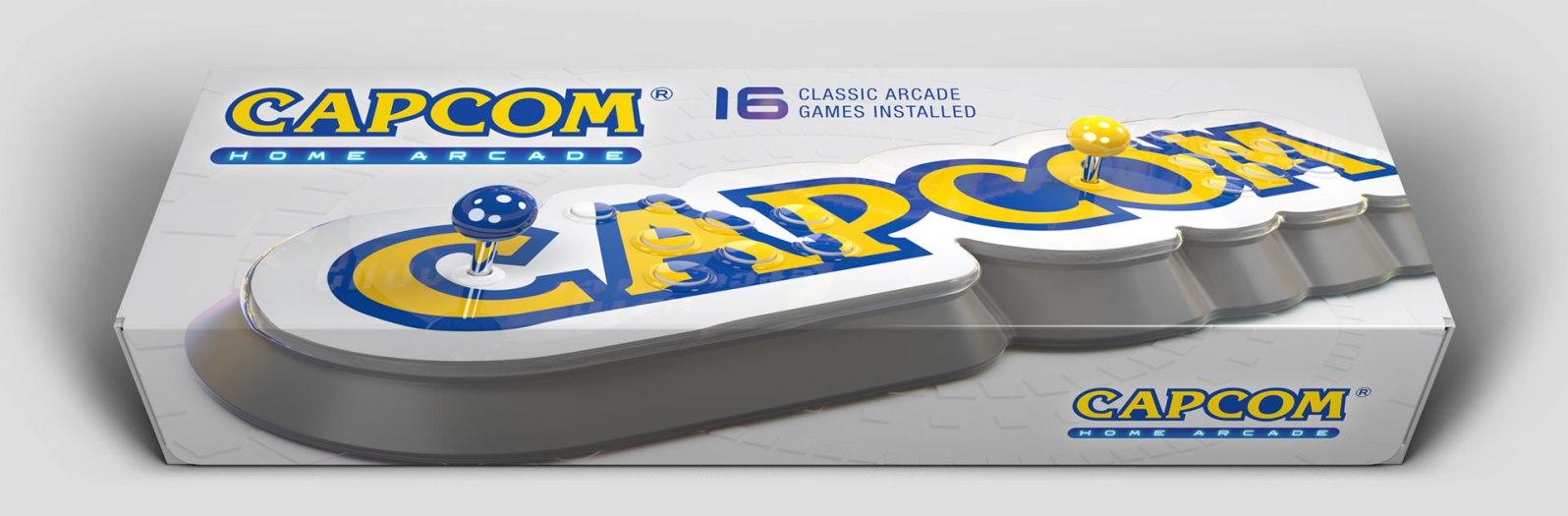 Quelle: Koch Media - Capcom Home Arcade - Verpackung