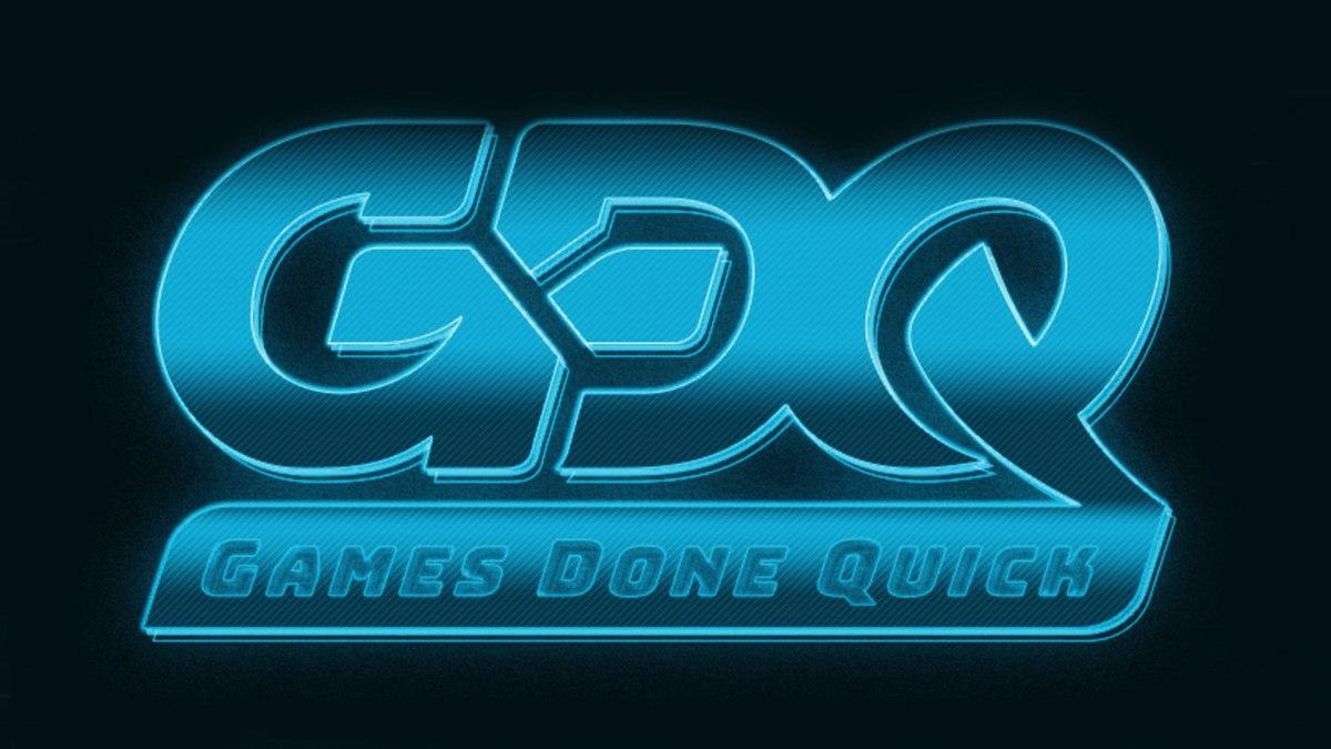 Quelle: gamesdonequick.com - Games Done Quick - Speedrun-Marathon-Event