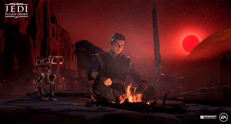 Quelle: EA - Star Wars Jedi: Fallen Order - Treuer Begleiter: Droide BD-1