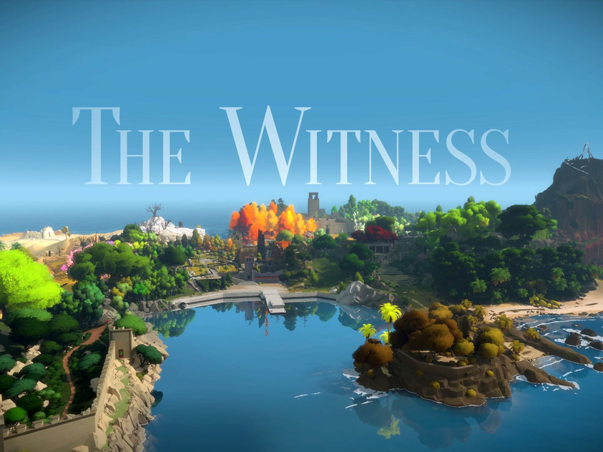 Quelle: the-witness.net - The Witness Artwork