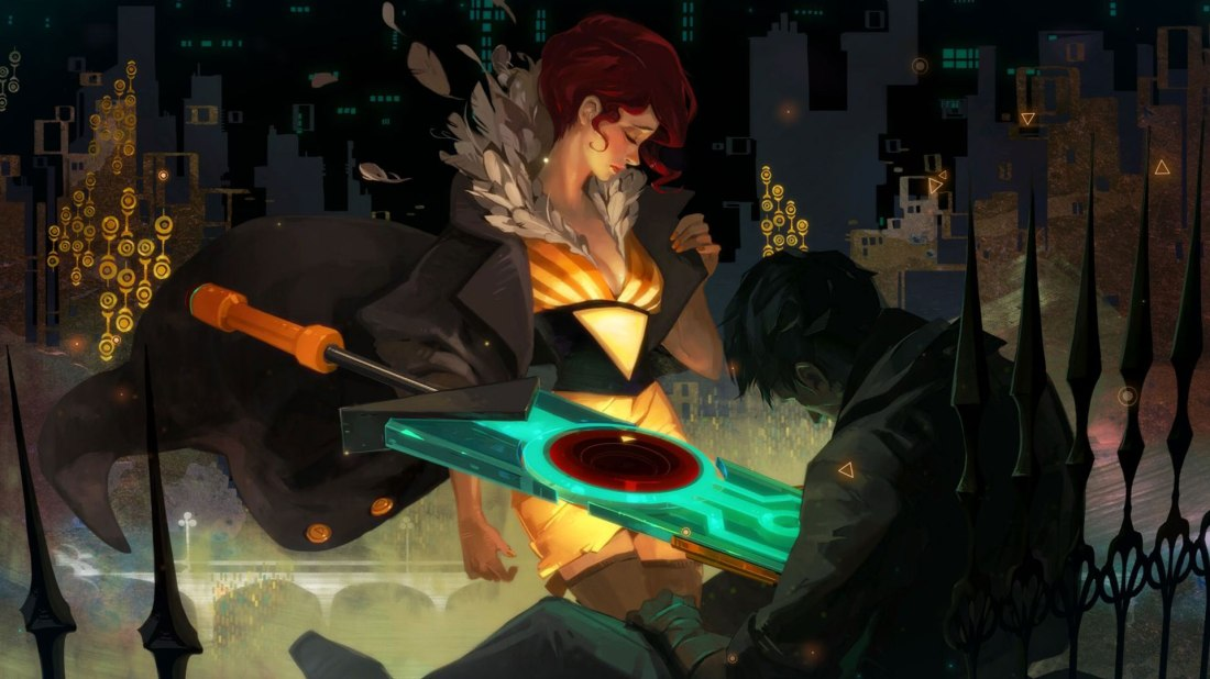Quelle: Supergiant Games - Transistor - Artwork