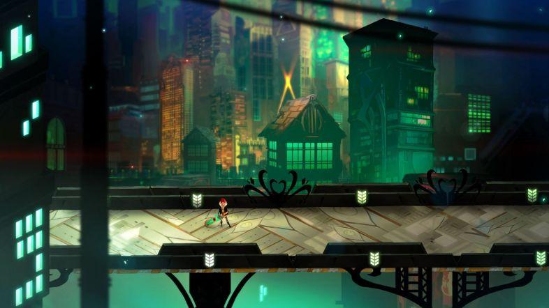 Quelle: Supergiant Games - Transistor - Skyline