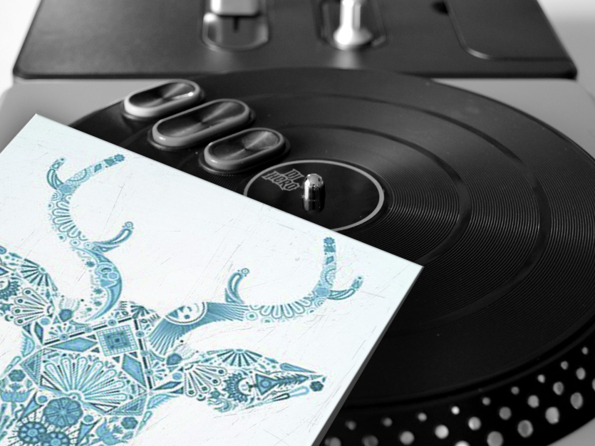 Foto: rush'B'fast, Plattencover: Radiolla/mixcloud