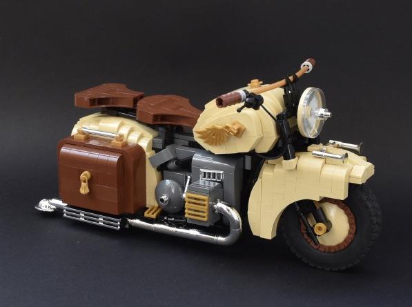 Quelle: flickr/red 2 - Dispatch Bike (deluxe version)
