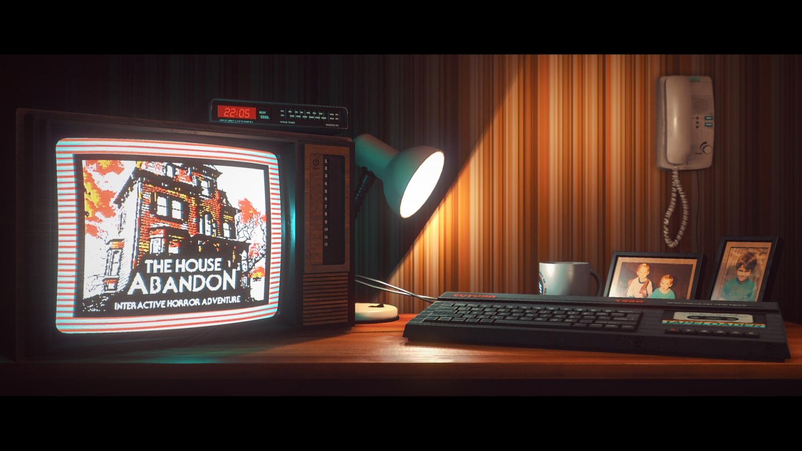 Quelle: No Code - Stories Untold - The House Abandon