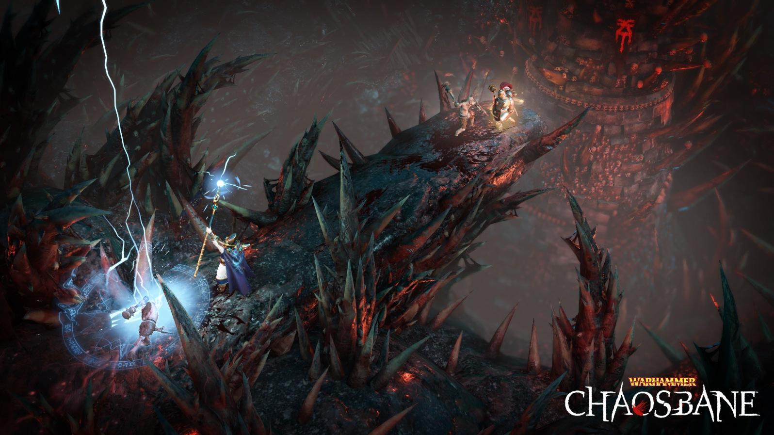 Quelle: warhammer-chaosbane.com - Warhammer Chaosbane