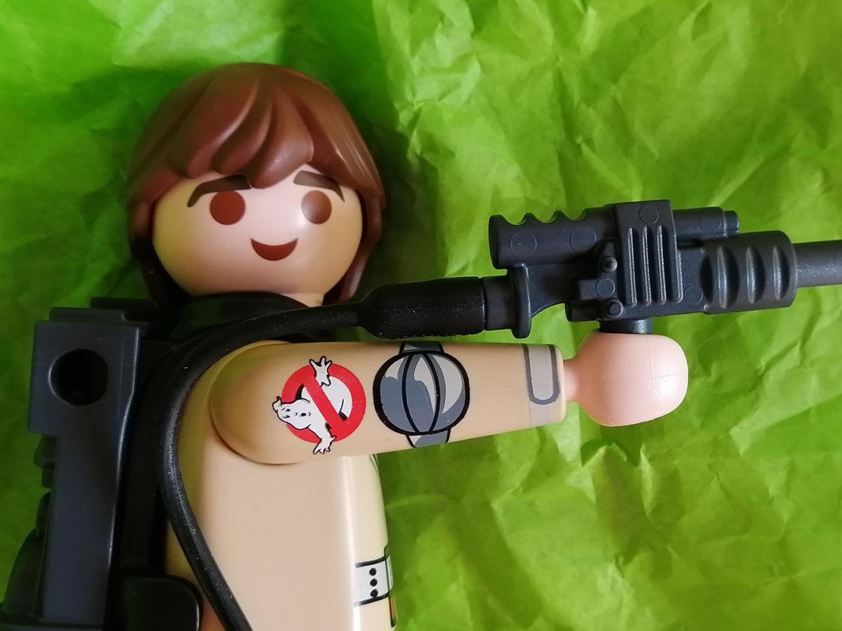 Playmobil: Ghostbusters™ Sammelfigur Dr. P. Venkman (70172)