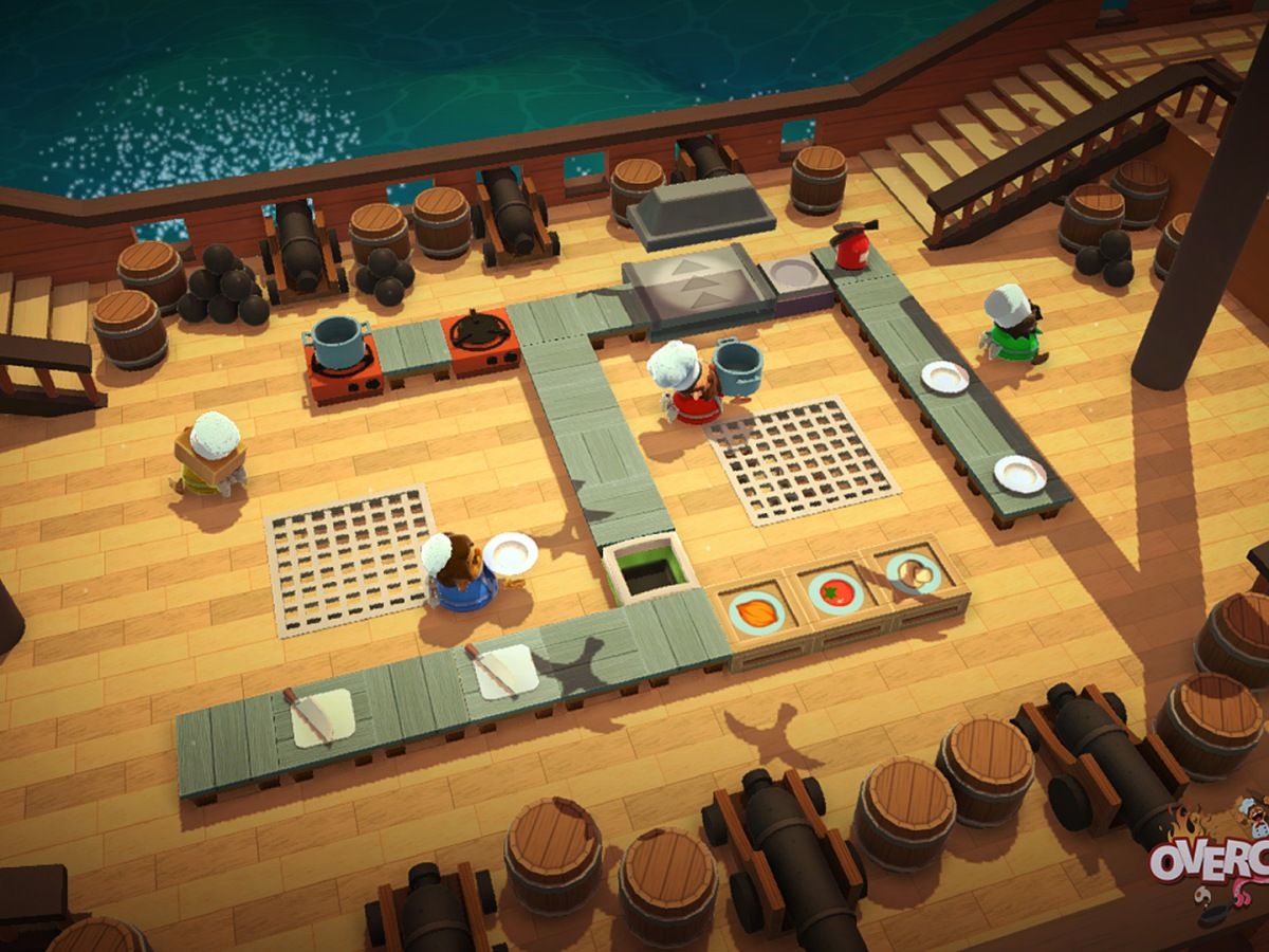 Quelle: Ghost Town Games - Overcooked!