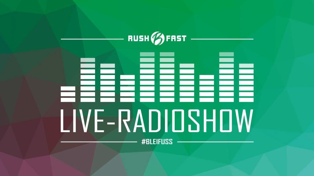 rush'B'fast - Gamers Lifestyle - Radioshow bei ZuSa - 25/05/2019