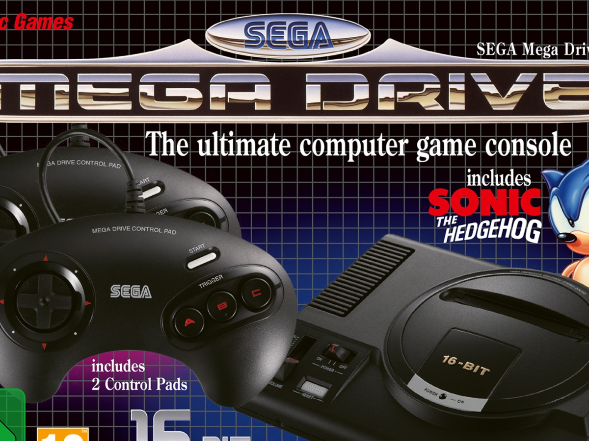 Quelle: Koch Media - Sega Mega Drive Mini