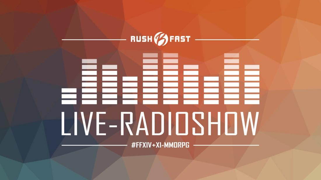 rush'B'fast - Gamers Lifestyle - Radioshow bei ZuSa - 20/07/2019