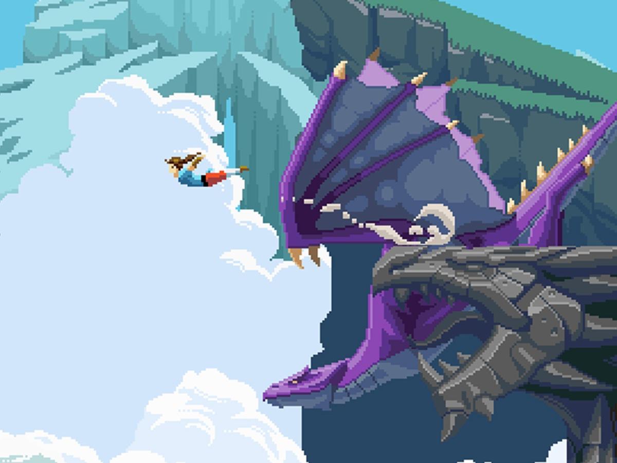 Quelle: Starsoft - Savior -Sprung auf den Drachen